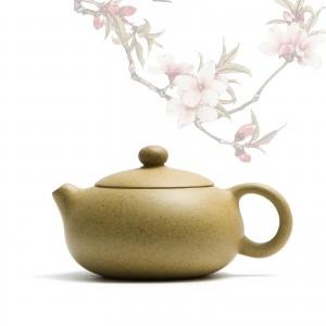 Чайник Бянь Си Ши Дуань Ни №3