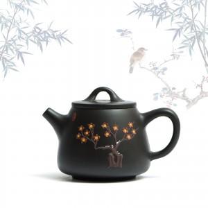 Чайник Гао Ши Пяо Хэй Чжу Ни