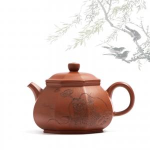 Чайник Пан Ху Восемь Граней