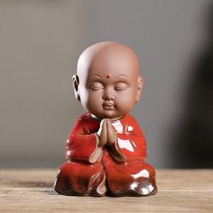 Чайная Фигурка Маленький Монах №1