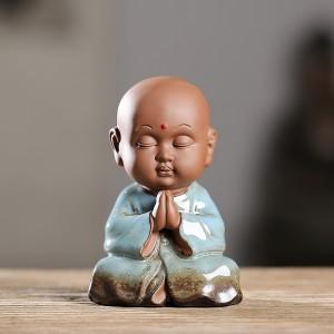 Чайная Фигурка Маленький Монах №2