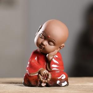 Чайная Фигурка Маленький Монах №3