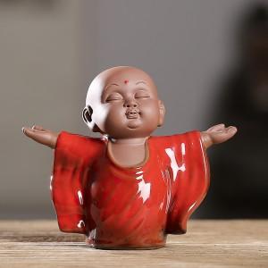 Чайная Фигурка Маленький Монах №5