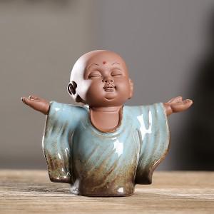 Чайная Фигурка Маленький Монах №6