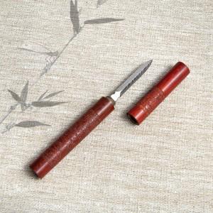 Нож Для Разлома Прессованного Чая Палисандр