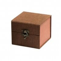 Коробка подарочная для пиал Коричневая