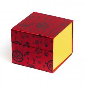 Коробка подарочная для чайников 12х12х10