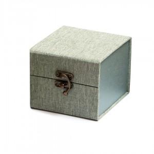 Коробка подарочная для пиал Зеленая