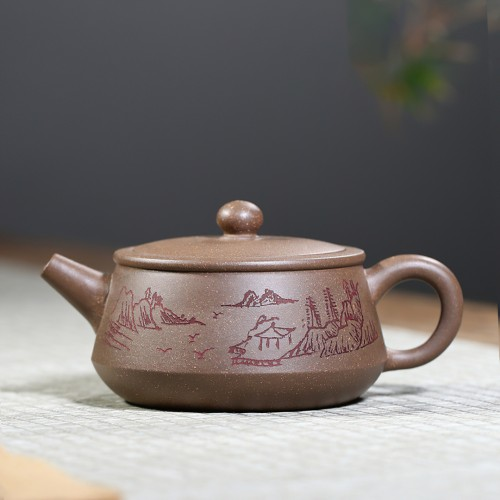 Чайник Ши Пяо Да Коу Дуань Ни