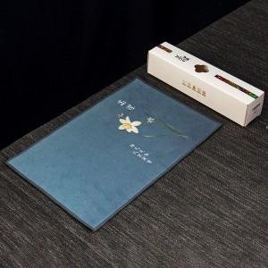 Полотенце для чайной церемонии Двухстороннее 28х18 №2