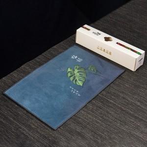 Полотенце для чайной церемонии Двухстороннее 28х18 №3