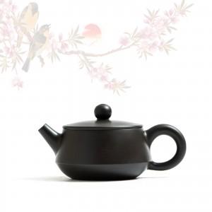Чайник Бянь Пяо Да Коу Хэй Чжу Ни