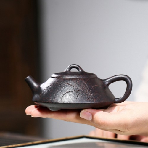 Чайник Бянь Пяо Дровяной Обжиг