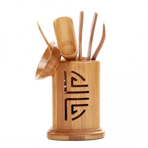 Набор Инструментов Для Чайной Церемонии №04