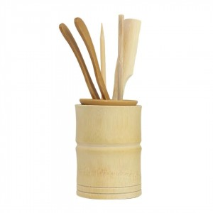 Набор Инструментов Для Чайной Церемонии №06